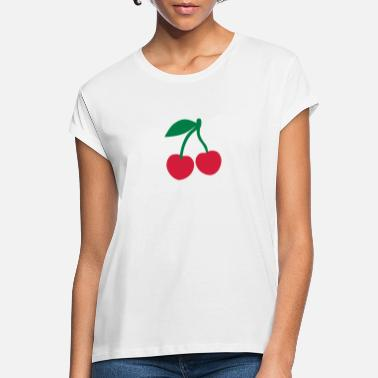 Cherry Cherries - Women's Loose Fit T-Shirt