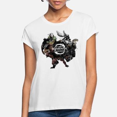 Might & Magic Vintage - Women's Loose Fit T-Shirt