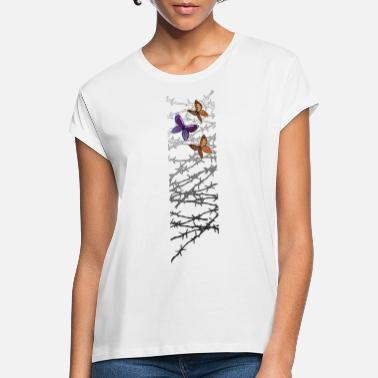 Barbed Wire Barbed wire - Women's Loose Fit T-Shirt