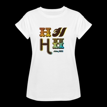 HHHHolmlia Station since 1932 - Women's Oversize T-Shirt