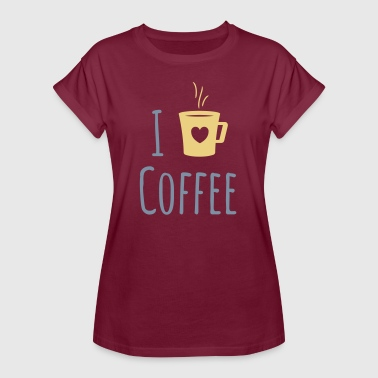Coffee Lover - Women's Oversize T-Shirt