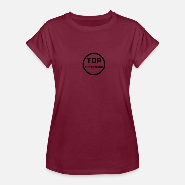Topias Top everything - Women's Oversize T-Shirt