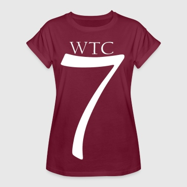 World Trade Centre World Trade Center 7 - Women's Oversize T-Shirt