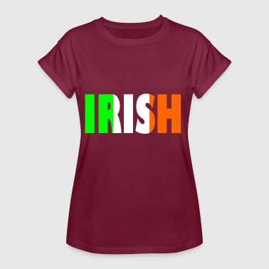 irish - Dame oversize T-shirt