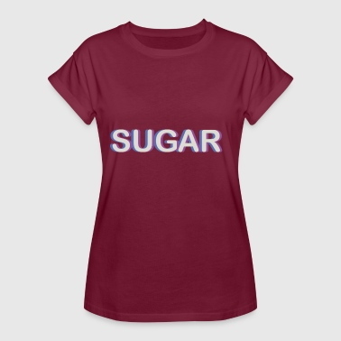 Sugar - Women's Oversize T-Shirt