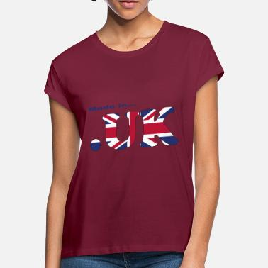 Uk made in uk - Frauen Oversize T-Shirt
