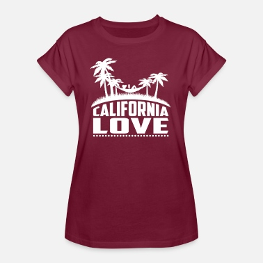 California Dreaming California Love - Women's Oversize T-Shirt