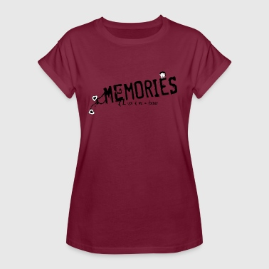 Memories - Women's Oversize T-Shirt