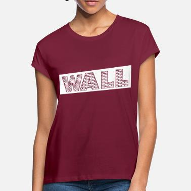 Walle WALL - Frauen Oversize T-Shirt