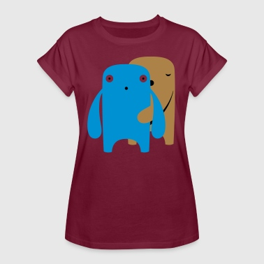 Little Monsters - Women's Oversize T-Shirt