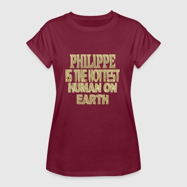 Philippe - Women's Oversize T-Shirt