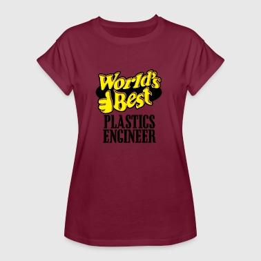 WORLDS BEST - Women's Oversize T-Shirt