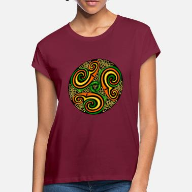Tribal Tribal - Frauen Oversize T-Shirt