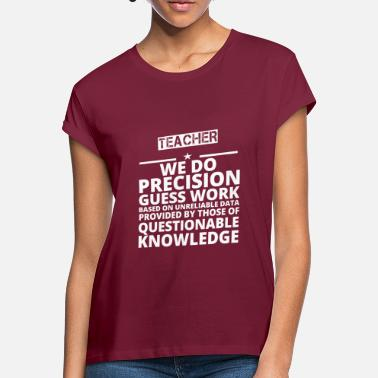 gift problem job precision Data Set 34 - Frauen Oversize T-Shirt