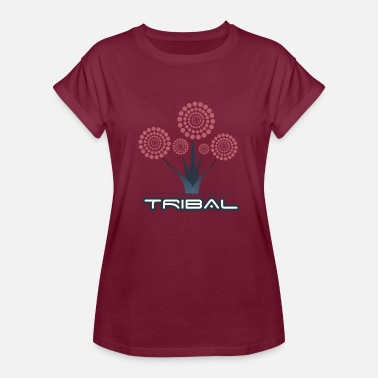 Tribals TRIBAL - Women's Oversize T-Shirt