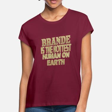 Brand Brande - Women's Loose Fit T-Shirt