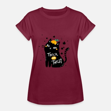 Trick Or Treat Trick or Treat - Trick or Treat - T-shirt oversize Femme