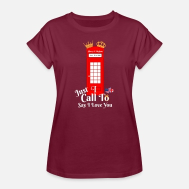 Prince Harry Royal Wedding Prince Harry and Meghan Markle - Women's Oversize T-Shirt