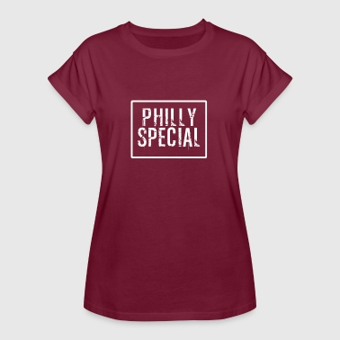 Philly Sonder - Frauen Oversize T-Shirt