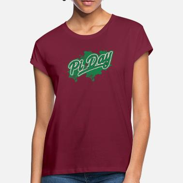 Pi Pi Day Math Teacher Nerd Algebra Pi - Women's Loose Fit T-Shirt