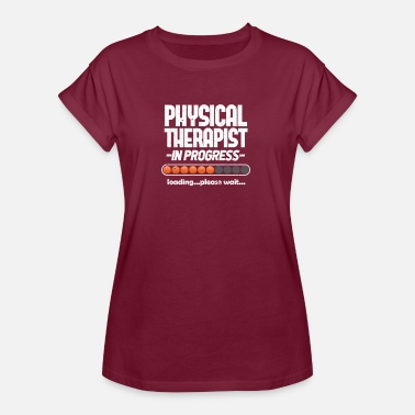 Physiotherapist Physiotherapist - Women's Oversize T-Shirt