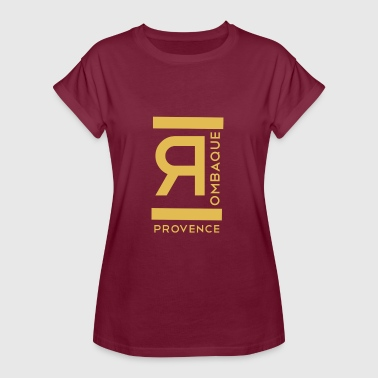 Provence Provence Rombaque - Women's Oversize T-Shirt