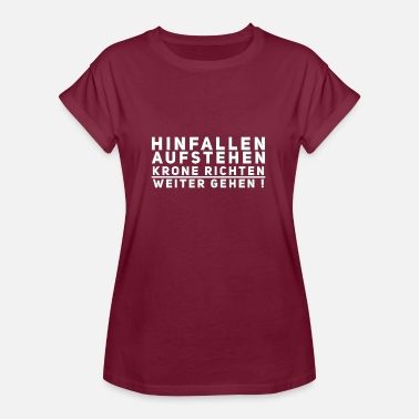 Encouragement Encouraging - Women's Oversize T-Shirt