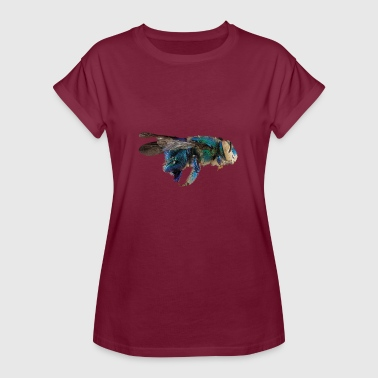 Motif Nature Fly insect nature motif gift idea - Women's Oversize T-Shirt