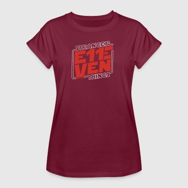 Join The Dark Side STRANGER WARS - Women's Oversize T-Shirt