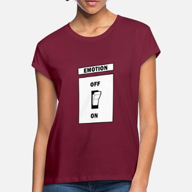 Emotion Emotion - Frauen Oversize T-Shirt