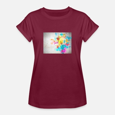Creativity Creativity - Women's Oversize T-Shirt