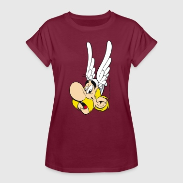 Asterix Winged Helmet - Dame oversize T-shirt