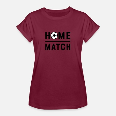 Match De Football Accueil match de football match de football Football 2c - T-shirt oversize Femme
