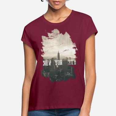 Nyc NYC - Frauen Oversize T-Shirt