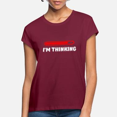 Thinking THINKING / THINKING - Women's Loose Fit T-Shirt
