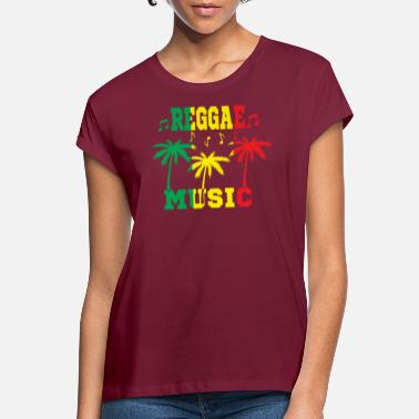 Raggae Raggae Music - Women's Loose Fit T-Shirt