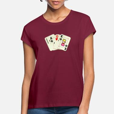 Cards cards - Women's Loose Fit T-Shirt