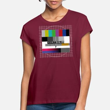 Retro short final shirt - Women's Loose Fit T-Shirt