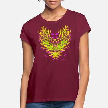 Vibrant Vibrant heart - Women's Loose Fit T-Shirt