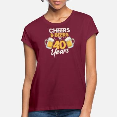 40th Birthday 40th birthday - Women's Loose Fit T-Shirt