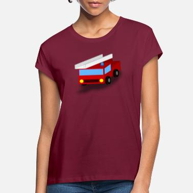 fire Department - Women's Loose Fit T-Shirt