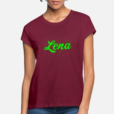 Lena Lena - Women's Loose Fit T-Shirt