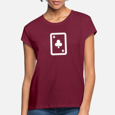 Playing Card playing card - Women's Loose Fit T-Shirt