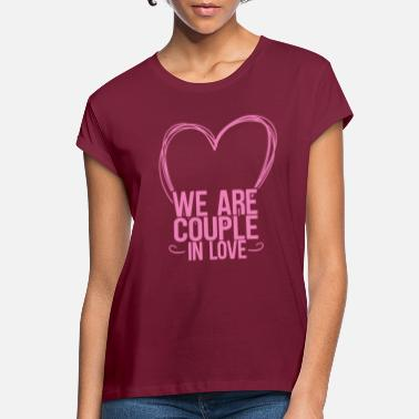 Couple Love Couple of couples love - Women's Loose Fit T-Shirt