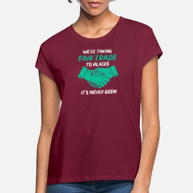 Trade Fair Fair trade - Women's Loose Fit T-Shirt
