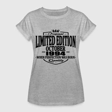 Limited edition october 1994 - Women's Oversize T-Shirt
