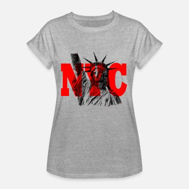 New York Graffiti new York - Women's Oversize T-Shirt