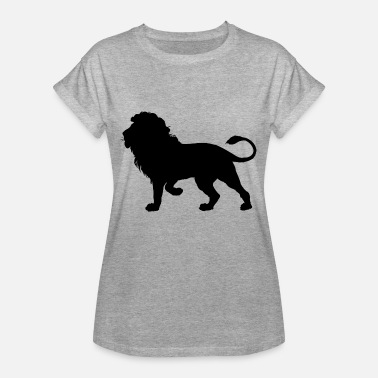 Liger The lion - Women's Oversize T-Shirt