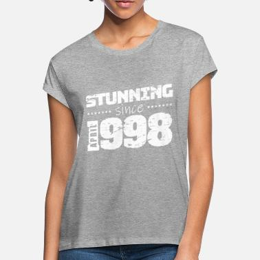 Abril Stunning since April 1998 - Women's Loose Fit T-Shirt