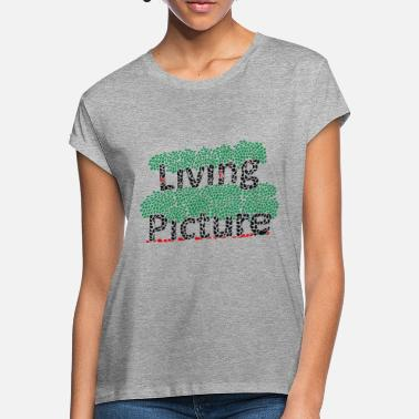 Picture Living picture - Vrouwen oversized T-Shirt